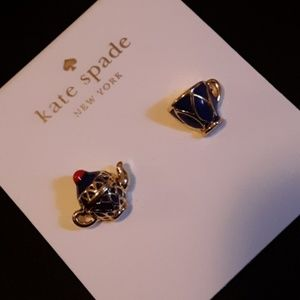 New Kate Spade Tea Time Earrings!